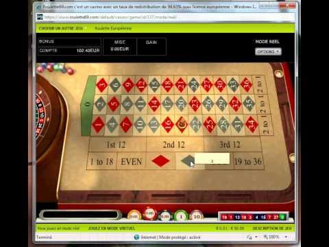 Methode pour gagner roulette casino