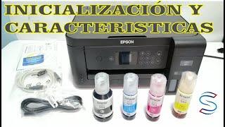 Impresora Epson L4160 ET2750 ET2751 ET2760   Inicialización   Unboxing   Review   Info