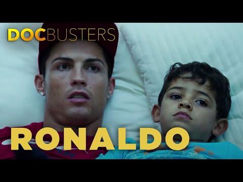 Father-Son Time: Ronaldo's Relationship With Cristiano Jr.  | RONALDO (2015)