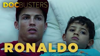 Father-Son Time: Ronaldo's Relationship With Cristiano Jr. | RONALDO (2015)