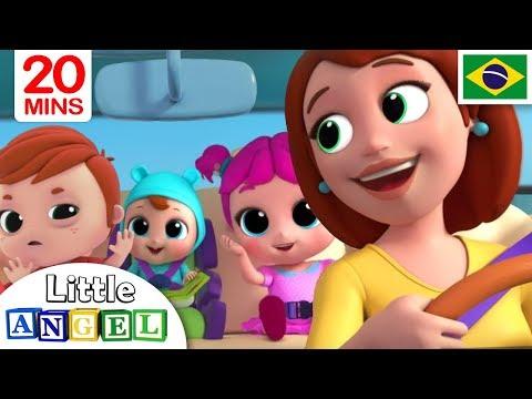 Ainda Falta Muito? 🚗 | A Loja de Brinquedos! | Historinhas e Músicas Infantis | Canal do Joãozinho