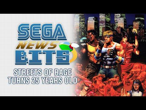 SEGA's Streets of Rage Turns 25 Years Old