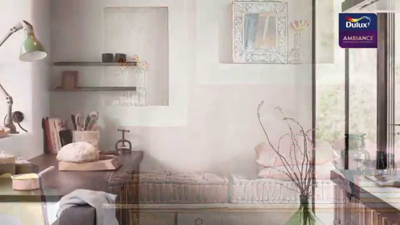 Dulux Ambiance Marble   Demo Video   YouTube