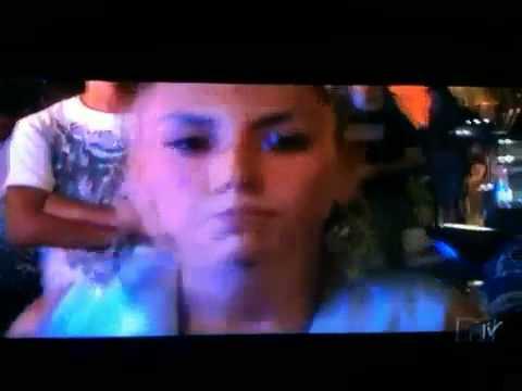 Danielle the stalker of Jersey Shore