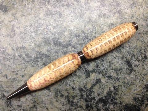 Corn Cob Ink Pen