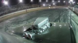 One Night Stand burnout montage at Bunbury Speedway 24.09.2011 thumbnail
