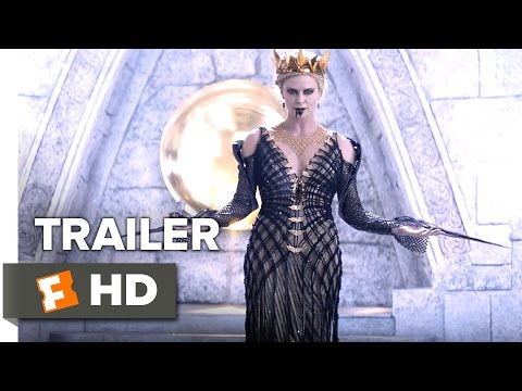 The Huntsman: Winter's War TRAILER 3 (2016) - Emily Blunt, Charlize Theron Movie HD