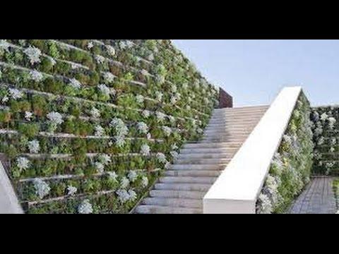 como hacer un jardin vertical paso a paso