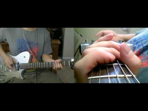 Map of the Problematique MUSE  Guitar Cover  YouTube