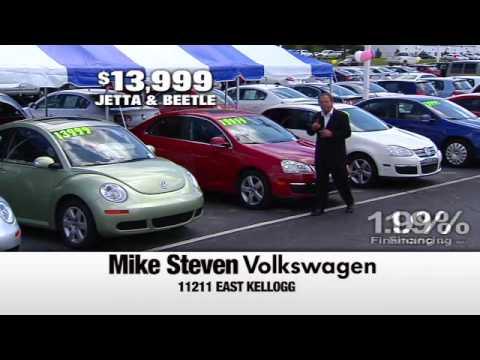 Mike Steven Volkswagen - TENT SALE