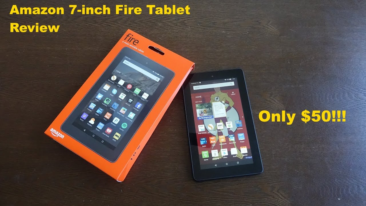 amazon fire 7 inch tablet 8gb. Black Bedroom Furniture Sets. Home Design Ideas