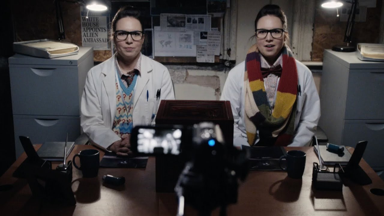 Osgood the cosplayer - Doctor Who: Series 9 (2015) - BBC