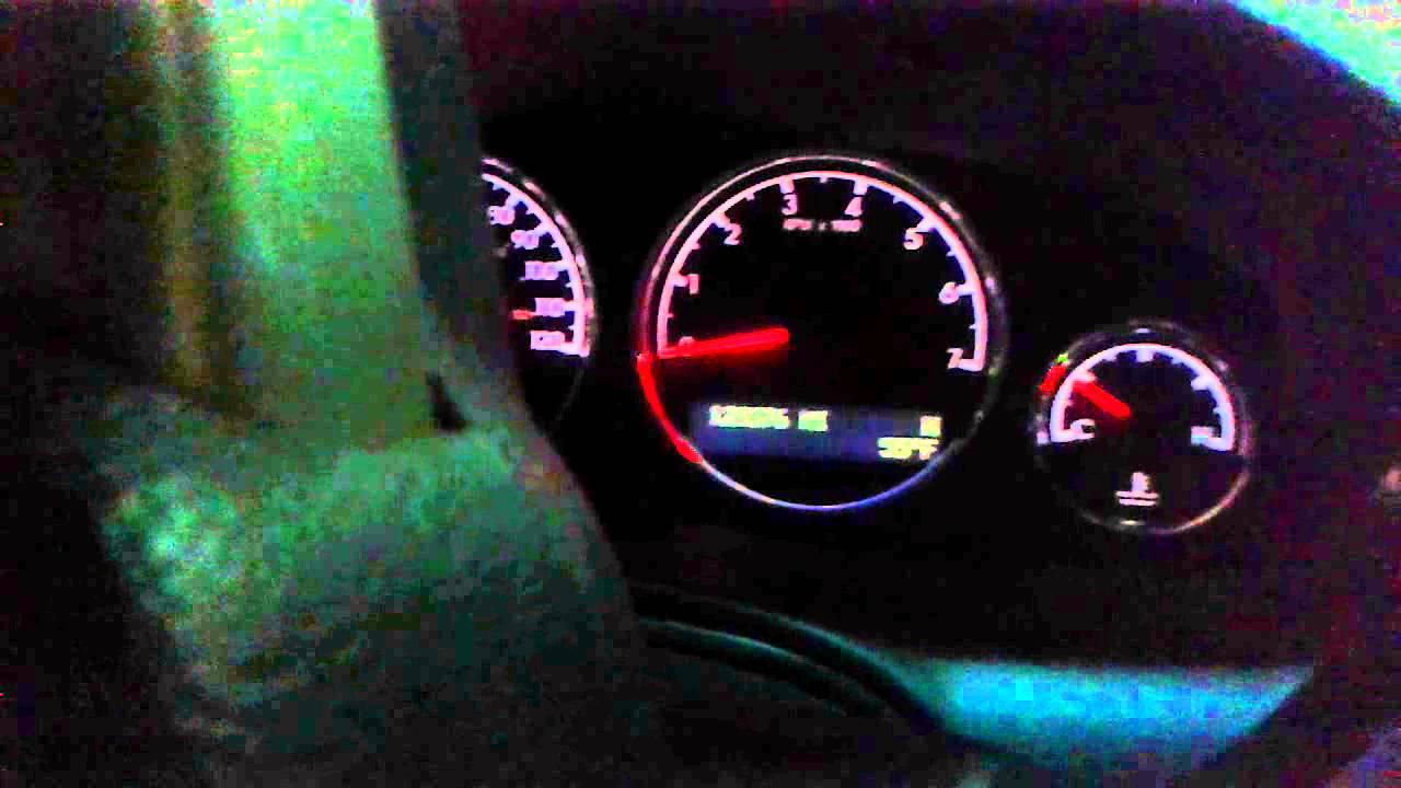 Chevy Uplander Starting Problem Youtube Fuel Pump Inertia Switch Reset