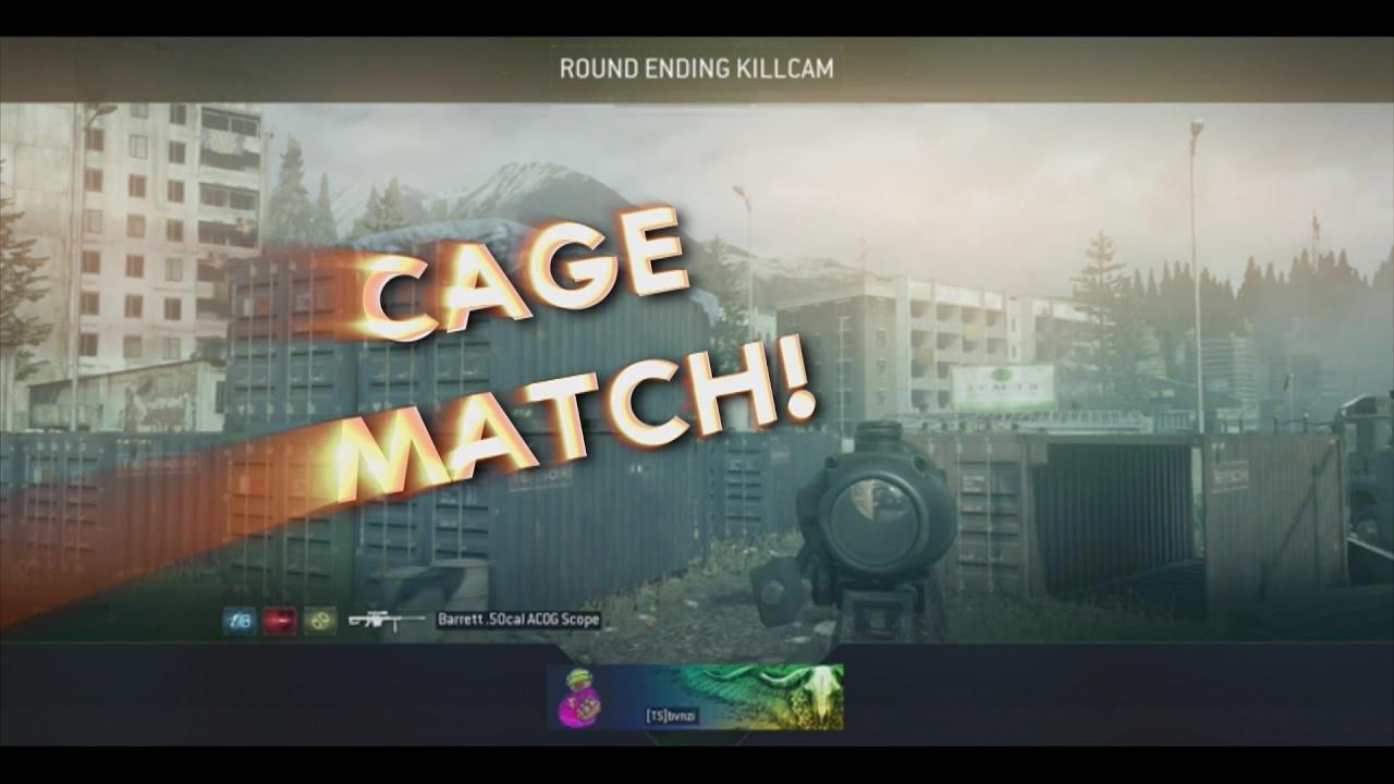 Download CAGE MATCH TRICKSHOTTING!! (MWR)