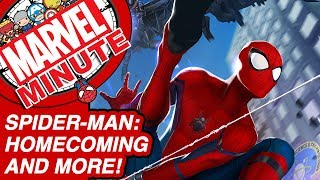 Spider-Man: Homecoming and more! – Marvel Minute 2017
