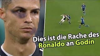 Sie treffen sich wieder !!! Cristiano Ronaldos Rache schockierte alle...
