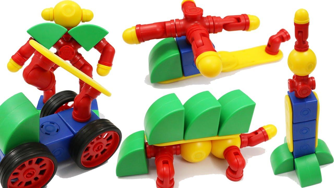 Building Blocks Toys For Children Magfun Educational