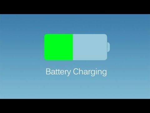 Charging Off Grid Batteries