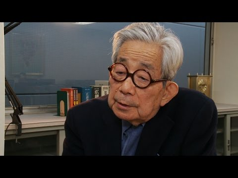 Japanese Nobel Laureate Kenzaburo Oe on 70th Anniv. of US Atomic Bombings of Hiroshima and Nagasaki