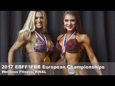 Wellness Fitness 2017 IFBB European Championships