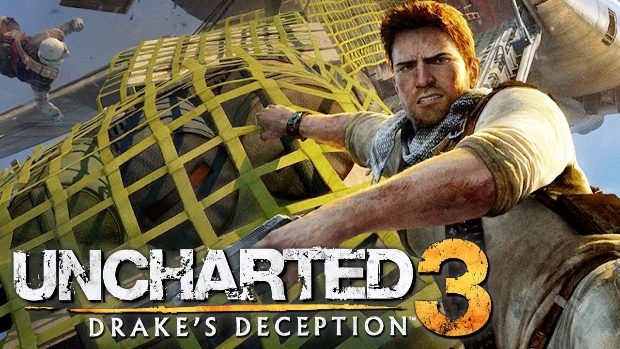 Resultado de imagem para uncharted 3 drake deception ps4
