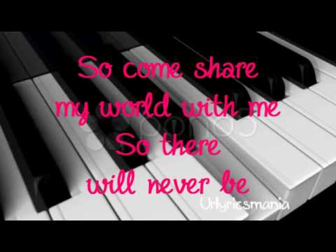 JoJo- Never Say Goodbye Lyrics