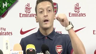 If you love football You love Mesut Ozil The German set to finally say Arsenal goodbye