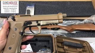 Beretta M9A3 E Ruger .22Lr