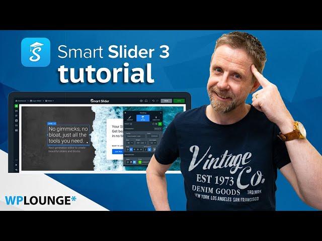 Sliders toevoegen aan je WordPress website | Smart Slider 3 tutorial
