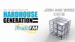Hardhouse Generation Pres.  Josh & Wesz @ Fresh FM 2008
