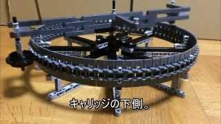 レゴで時を計るマシンを作った。 振り子の等時性 16世紀、ガリレオ・ガ...