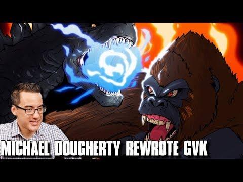 Michael Dougherty Rewrote Godzilla VS Kong Mp3