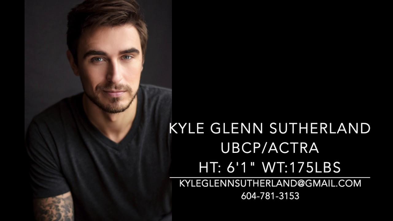 Kyle Glenn Sutherland Stunt Demo Reel 2019