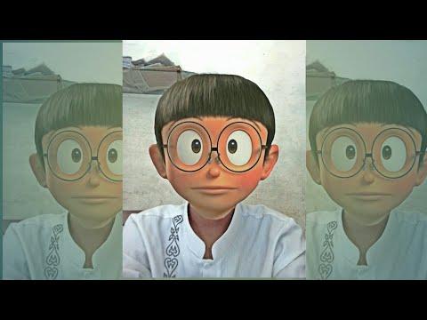 Cara Edit Membuat Kepala Nobita Di Picsay Pro Youtube