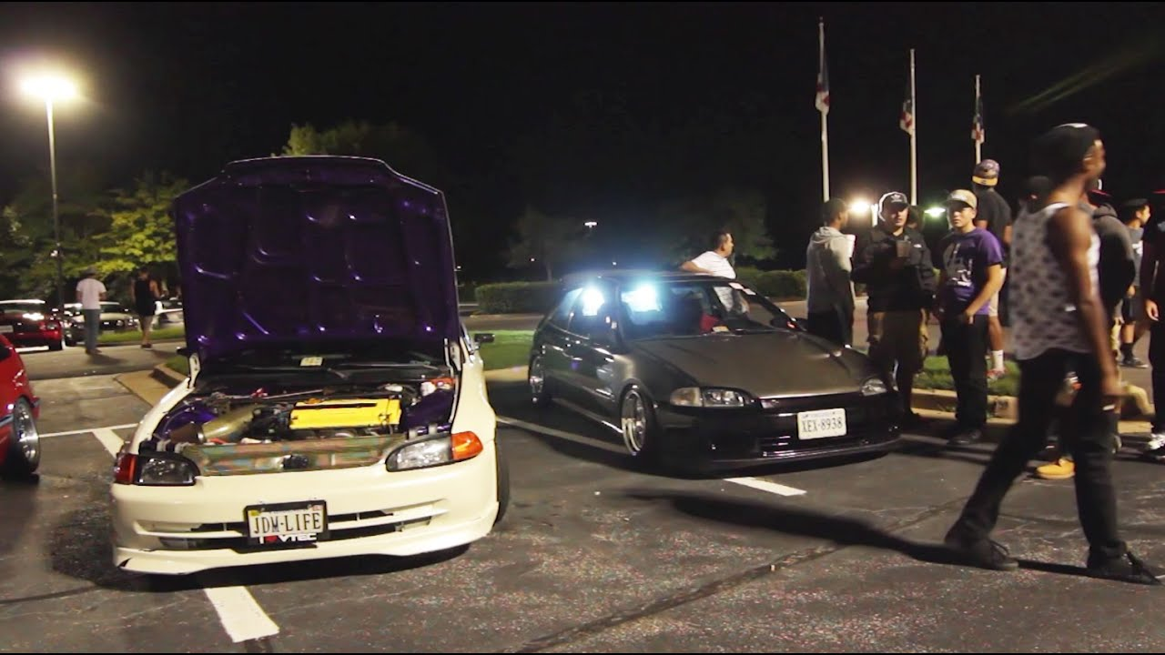Catos Weekly Car Meet-Just an Average Sunday Night - YouTube