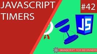 javascript tutorial for beginners 42 javascript timers