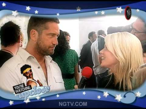 Guy Ritchie & Gerard Butler on RocknRolla at Comic Con ...
