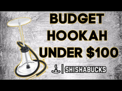 Best Budget Hookah | Under $100 | Cloud Stick