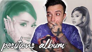 Ariana Grande - Positions Album Reaction