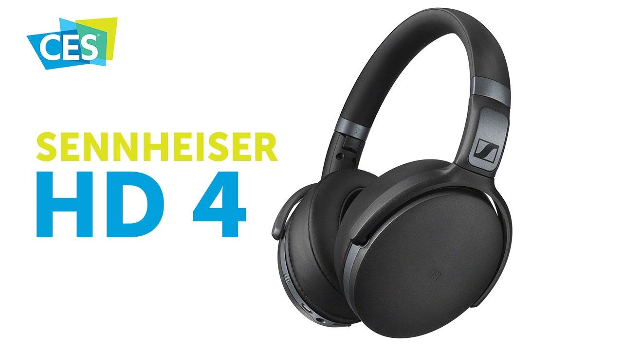 <b>Беспроводные наушники Sennheiser HD</b> 4.40 BT и HD 1 IN-EAR ...