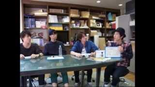 司会進行 :戸塚純貴 回答者 :南羽翔平・五十嵐健人・柳喬之 ↓前篇はコ...