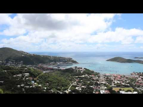 Places in St. Thomas: Skyline Drive Lookout
