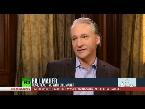Politicking: Bill Maher Sounds Off