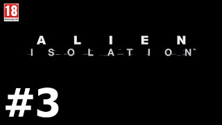 "Alien: Isolation [blind] #3 - Finally, some ""friendly"" faces!"