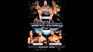 Wrestlemania 23 theme song Saliva-Ladies and Gentlemen HD