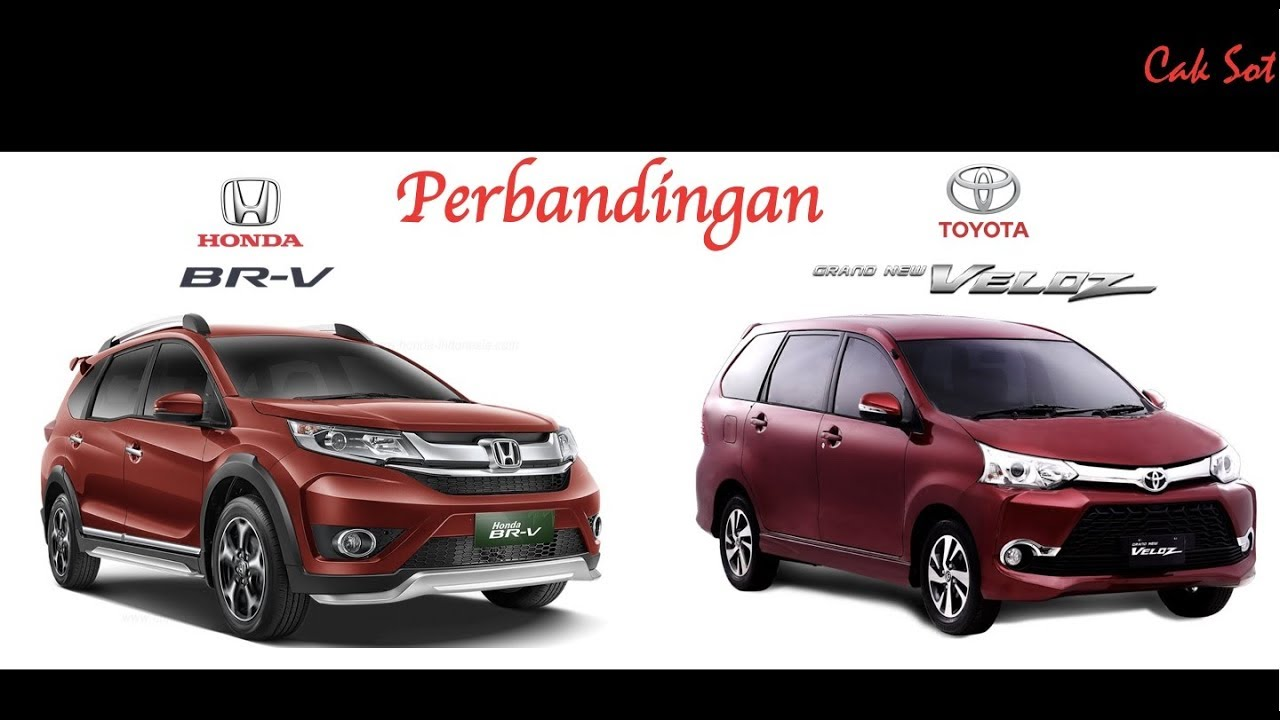 Forum Grand New Avanza Toyota Innova Venturer Veloz Vs Honda Brv 2017 Youtube