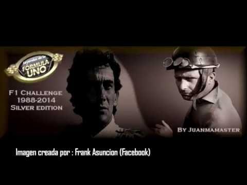 F1 Challenge 1988 - 2014 Silver Edition - Trailer