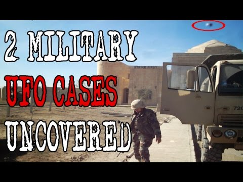 MILITARY UFO Cases | REAL UFO SIGHTINGS Revealed By Military Personnel!