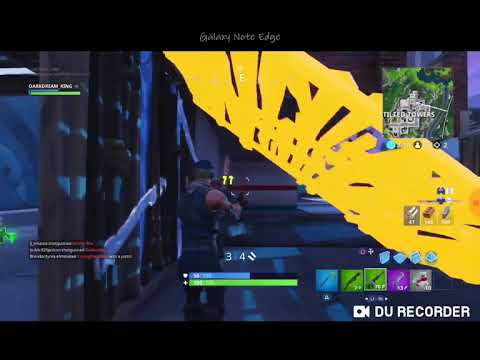 Fortnite MOntage Project 1