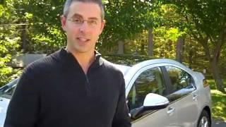 Chevy Volt: Remote Start Pre-Conditioning